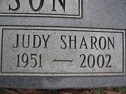 Judy Sharon <i>Hancock</i> Anderson
