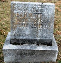 Daisy <i>Walter</i> Bartlett