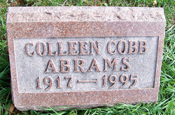 Colleen <i>Cobb</i> Abrams