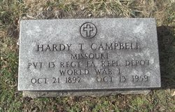 Hardy T. Campbell
