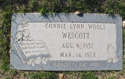 Connie Lynn <i>Wools</i> Wescott