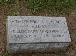 Katharyn Webster <i>Rogers</i> Armstrong