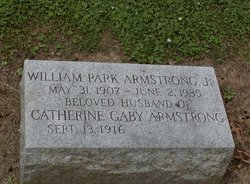 William Park Armstrong, Jr