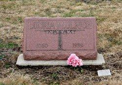Louisa Maggie <i>Schmelz</i> Ulrich