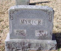Clara Ida <i>Funke</i> Myrick