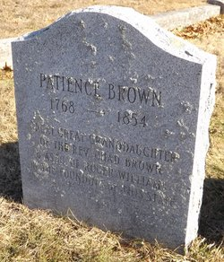 Patience <i>Brown</i> Baker