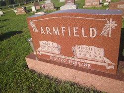 Mary Elizabeth <i>Hummer</i> Armfield