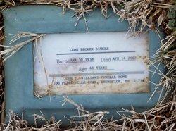 Leon Becker Dinkle