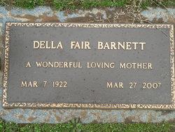Della <i>Fair</i> Barnett