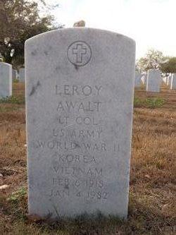 Leroy Awalt