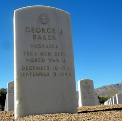 George J Baker