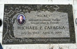 Michael Paul Mickey Cafagna, Jr