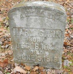 Mary Gann