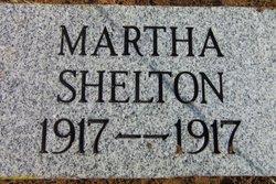 Martha J Shelton