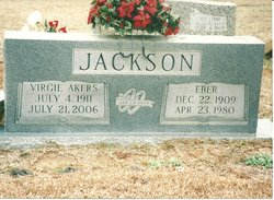 Virgie E Jackson