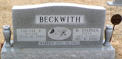 D. Stephen Beckwith