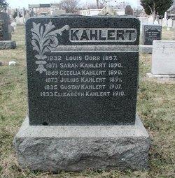 Gustav Kahlert