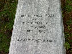 Belle <i>Damish</i> Ross