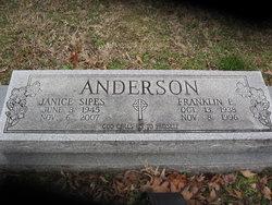 Franklin E. Anderson