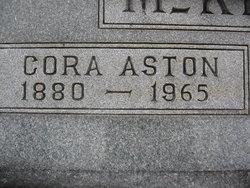 Cora <i>Aston</i> McKissack