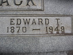 Edward Thomas McKissack