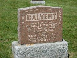 Charles Wesley Calvert
