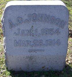 Alonzo C. Johnson