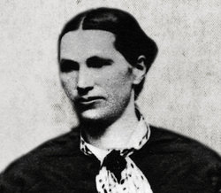 Harriet Julia <i>Botteron</i> Beck
