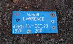 Lawrence Cow Poke Achor