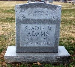 Sharon M. Adams