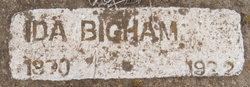 Ida Myrtle <i>Morlan</i> Bingham