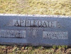 Nancy Louisa <i>Ewing</i> Applegate