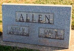 Carl W Allen