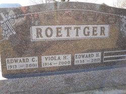 Viola H <i>Senger</i> Roettger