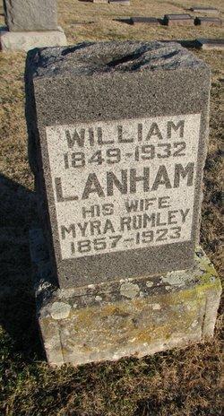 Myra <i>Rumley</i> Lanham