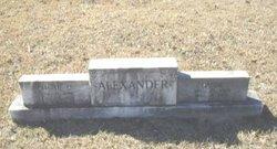 Dassie Belle <i>Endsley</i> Alexander