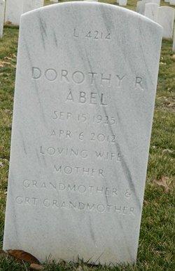 Dorothy R <i>Chancellor</i> Abel