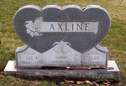 Clara Jean <i>Everhart</i> Axline