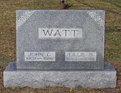 John C. Watt