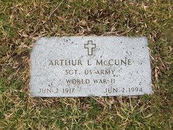 Arthur Lee McCune