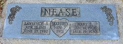 Lawrence J Nease