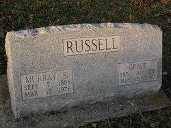Grace Jane <i>Mortimer</i> Russell