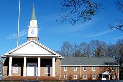 Hills Crossing Baptist Church Cemetery