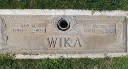 Roy Merton Wika