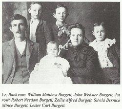 Robert Needom Burgett