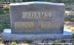 Viola <i>Slade</i> Adams