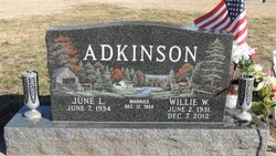 Willard Willie Adkinson