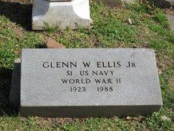 Glenn W Ellis, Jr