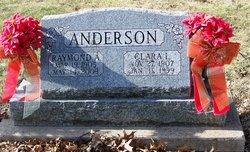 Clara L. <i>Bergren</i> Anderson