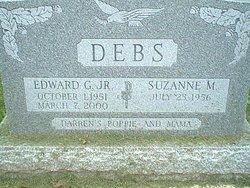 Edward G Debs, Jr